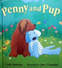 2445 英文繪本 Penny and Pup (Hardcover)  [課外書]