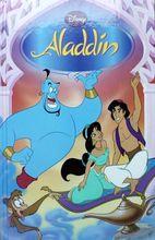 2402 迪士尼經典系列 -- 阿拉丁 Aladdin (Hardcover)  [課外書]