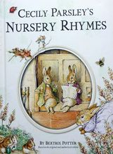 2453 經典英文繪本 Beatrix Potter -- Cecily Parsley's Nursery Rhymes [課外書]