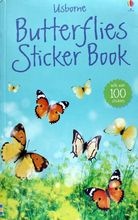 2331 Usborne Butterflies Sticker Book [課外書]