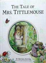 2454 經典英文繪本 Beatrix Potter -- The Tale of Mrs. Tittlemouse [課外書]