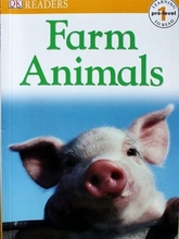 1606 DK Readers -- Farm Animals (Pre-Level 1) [課外書]