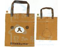 日本 San-X 精品 Rilakkuma 鬆弛熊 環保袋 (SX0059)