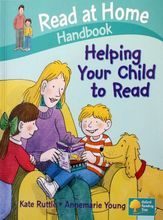 2674 Oxford Read at Home Handbook -- Helping Your Child to Read (大開本平裝) [課外書]