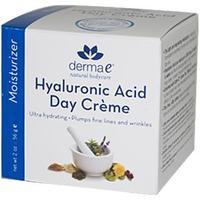 Derma E, Hyaluronic Acid Day Creme, 2 oz 有機蘆薈及透明質酸深層修護日霜