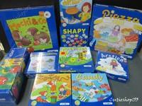 Cutieshop153 益智優質積木玩具~幼稚園/社區中心機構必備遊戲教具~德國品牌 beleduc 幫助小朋友(手眼協調,觀察能力,色彩辨別能力,鍛煉專注力和快速反應能力)