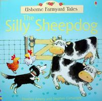 2026 Usborne Farmyard Tales -- The Silly Sheepdog [有壓痕] [課外書]