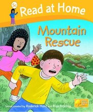 2962 Oxford Read at Home -- 5C Mountain Rescue (大開本平裝)  [課外書]