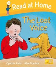 1240 Oxford Read at Home --5B The Lost Voice (大開本平裝) [課外書]