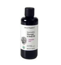 Alteya Organics -(USDA Organic) Rejuvenating Massage & Body Oil – Bulgarian Rose 天然有機認證保加利亞玫瑰按摩精華油 100ml