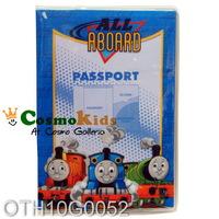 CosmoKids 小童用品 - Thomas & Friend 護照証件套 Passbook Holder 6477