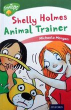 2924 亞馬遜五星好書 Oxford Treetops系列 -- Shelly Holmes Animal Trainer (Stage 12)  [課外書]