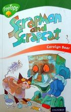 2948 Oxford Treetops系列 -- Scrapman and Scrapcat (Stage 12)  [課外書]