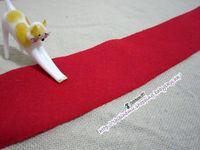 紅色包邊布 布條 DIY 手工 材料