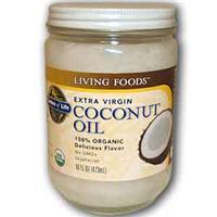 Garden of Life, Coconut Oil, Extra Virgin, 16 oz (USDA Organic)  初榨冷壓有機認証椰子油
