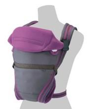 言B小店 - Aprica 2011獨家最新款 Easy Touch Light Color 三方向嬰兒揹帶紫色 包速遞