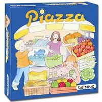 德國beleduc 好玩 快樂購物遊戲 - PIAZZA 培養策略思考能力和對數量的理解 4y+ 5y+ 6y+ 7y+ 6661