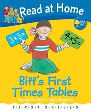 3055 亞馬遜五星好書 Oxford Read at Home -- Biff's First Times Tables [rdcover] [補貨到!] [課外書]