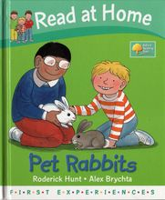 3056 Oxford Read at Home -- Pet Rabbits [Hardcover]  [課外書]