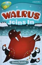 3068 Oxford Treetops系列 -- Walrus Joins In (Stage 9) [課外書]