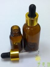 茶色玻璃滴瓶 50ml Glass Bottles with Dropper