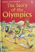 3235 Usborne Young Reading Stories -- The Story of Olympics [Hardcover] [課外書]