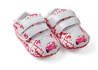 全新 CARS 反斗車王 布鞋 棉腳套 嬰兒鞋 防滑鞋 學步行鞋
