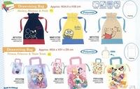 開學用品-索繩袋-手挽袋仔-Disney-Frozen-Pooh-Mickey-Minion-港版正品-照價9折