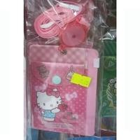 Sanrio-Hello-Kitty-兒童-八達通套-掛頸-學生証件套-咭套-開學巡禮-港版正品-預購照價9折