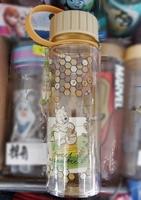 港版正品預購照價9折Winnie-The-Pooh-小熊維尼-水樽450ml
