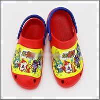 韓國 兒童用品 妖怪手錶 ウォッチ yokai watch 涼鞋 沙灘拖 雨鞋(16/17cm)店取1對95折2對9折