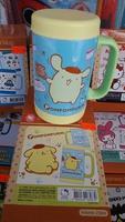 Sanrio Pom Pom Purin 布丁狗 卡通 不銹鋼保溫 温杯250ml_1208 聖誕節禮物 用品(照價1個9折/2個8折)