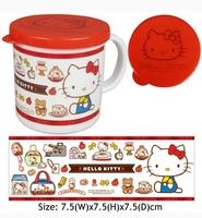原價$33特價$30 現貨供應 港版 Sanrio Hello Kitty 有蓋單耳杯