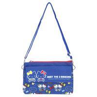 港版正品 Sanrio Hello Kitty Shoulder Bag 小朋友斜背袋 包 照價9折 只限訂購優惠