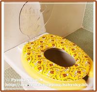 正品 韓國 子母廁板 二合一廁板 SANX Rilakkuma 鬆馳熊 7221 --- 店取-HK$10