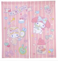 ㊣Sanrio My Melody Door Curtain 門簾031017