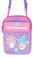 Little Twin Stars Nylon Multi Purpose Shoulder Bag 多用途尼龍斜揹袋