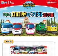 韓版韓送 TITIPO 迪迪寶 玩具火車頭 5