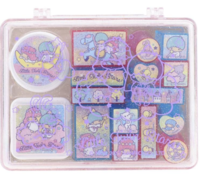 Little Twin Stars Stamp Set 印章套裝