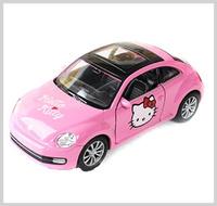 [訂貨區]㊣韓國Sanrio Hello Kitty 兒童玩具 回力車仔2094