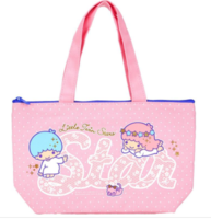 Sanrio/Little Twin Stars Mini Canvas Tote Bag 迷你帆布手挽袋08032018