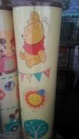 ㊣韓國Disney Winnie The Pooh 小熊維尼 包邊兒童地墊 爬行 膠地墊150x200x1cm(130617)__店取95折