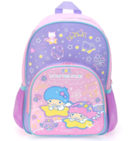 Little Twin Stars Nylon Kids Backpack 小童尼龍背囊