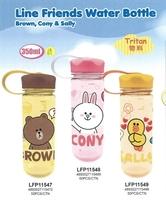 港版正品-購照價9折-Line-Friends-Brown-Cony-Sally-冷熱水樽a-350ml