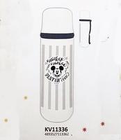 優惠只限預訂 港版正品 照價9折 DISNEY Mickey 米奇 不銹鋼真空 保温壺 350ml