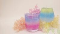 DIY教室-星空蠟燭 Glitter Gel Candles