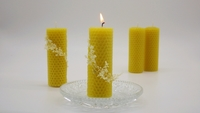 蜂巢蠟燭 Honeycomb Candles
