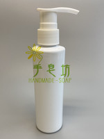 白色泵瓶 100ml Lotion Pump Bottles