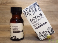Ecols有機精油系列-生薑 15ml ECOLS Organic Ginger Essential Oil