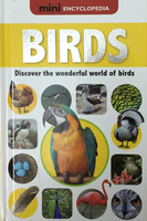 #1912 Mini Encyclopedia 迷你百科書 BIRDS , 外課書